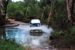 4WD-adventuring